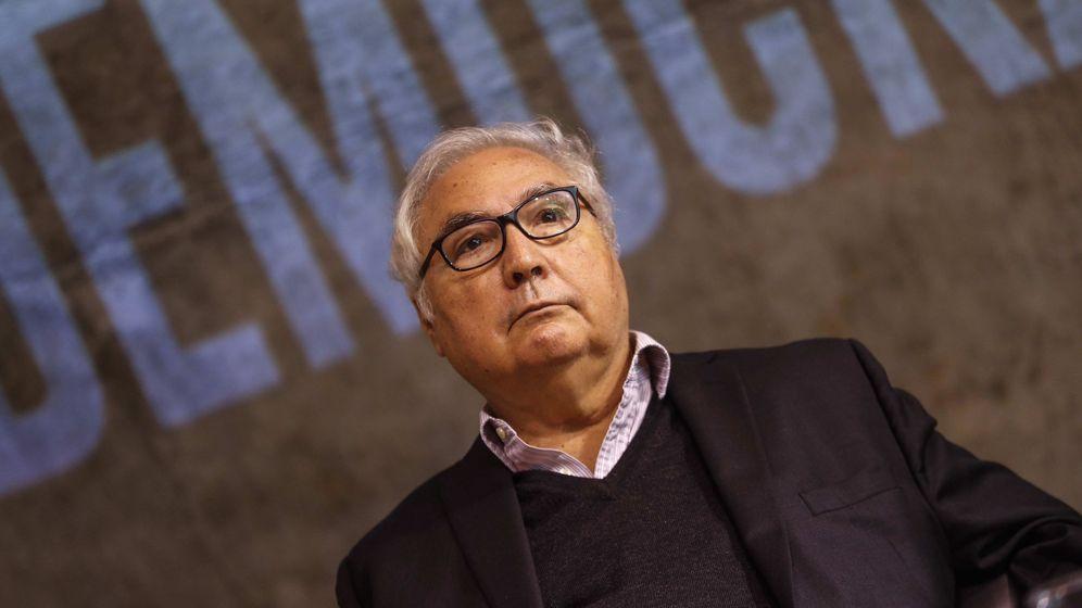 Foto: El sociólogo español Manuel Castells. (EFE)