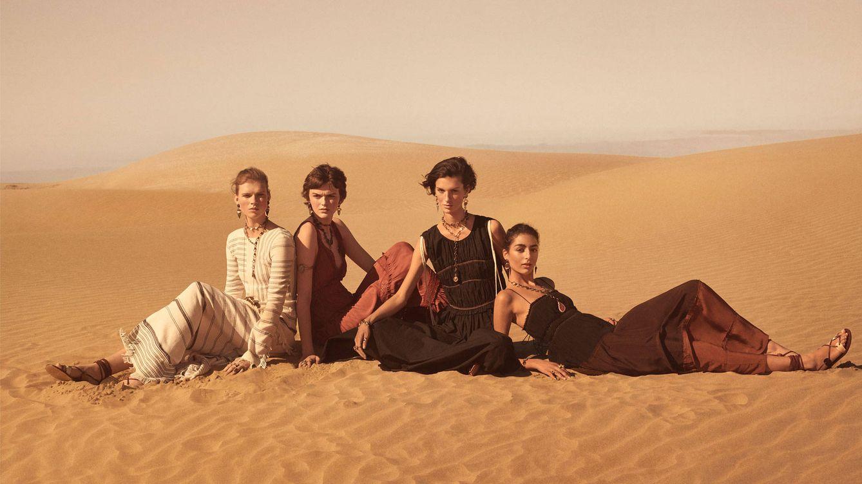 Un sueño en el desierto: la colección más exclusiva de Zara