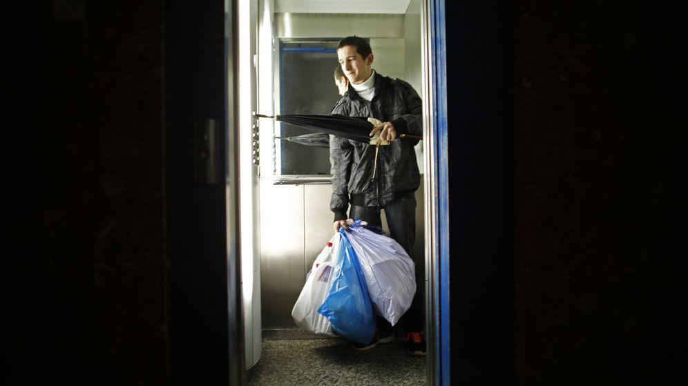 Foto: Un ciudadano en situación vulnerable en 2012. (Archivo - Reuters)