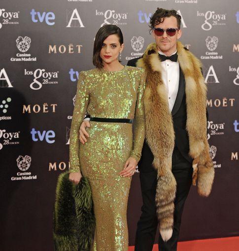 Macarena Gómez y su marido, Aldo Comas