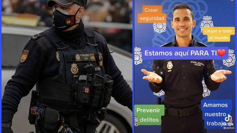 El uso informativo de TikTok enfrenta a los policías y guardias: Hacemos el ridículo