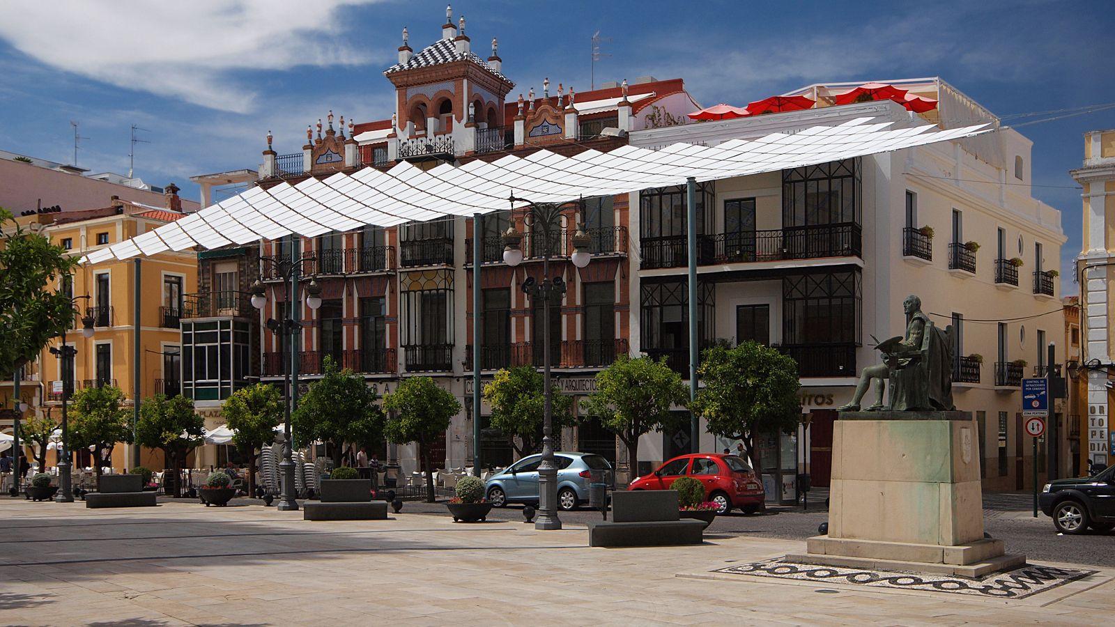 Foto: El tiempo en Badajoz. (C.C./Jose Mario Pires)