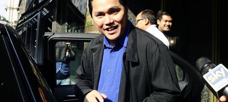 Foto: Erick Thohir, nuevo propietario del Inter de Milán