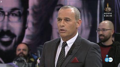 Tenso encontronazo entre Carlos Lozano y Belén Esteban en 'Sálvame'