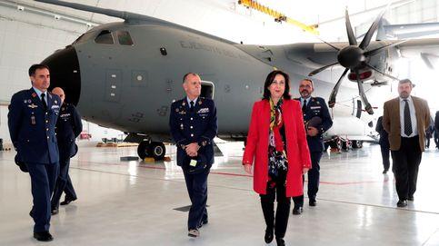 Defensa habilita un avión para transportar hasta cinco enfermos críticos