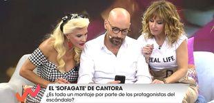 Post de Emma García y su equipo traicionan a un colaborador mostrando su foto picante