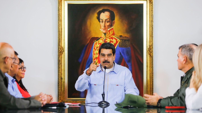 El presidente de Venezuela, Nicolás Maduro. (EFE)