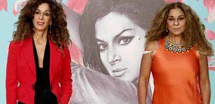 Post de La esencia de Lola Flores se apodera de la alfombra del FesTVal de Vitoria