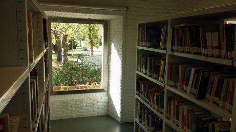 Bibliotecas: más masajes, menos novelas