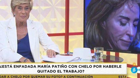 María Patiño se desahoga con Chelo García-Cortés por las burlas de J. Javier