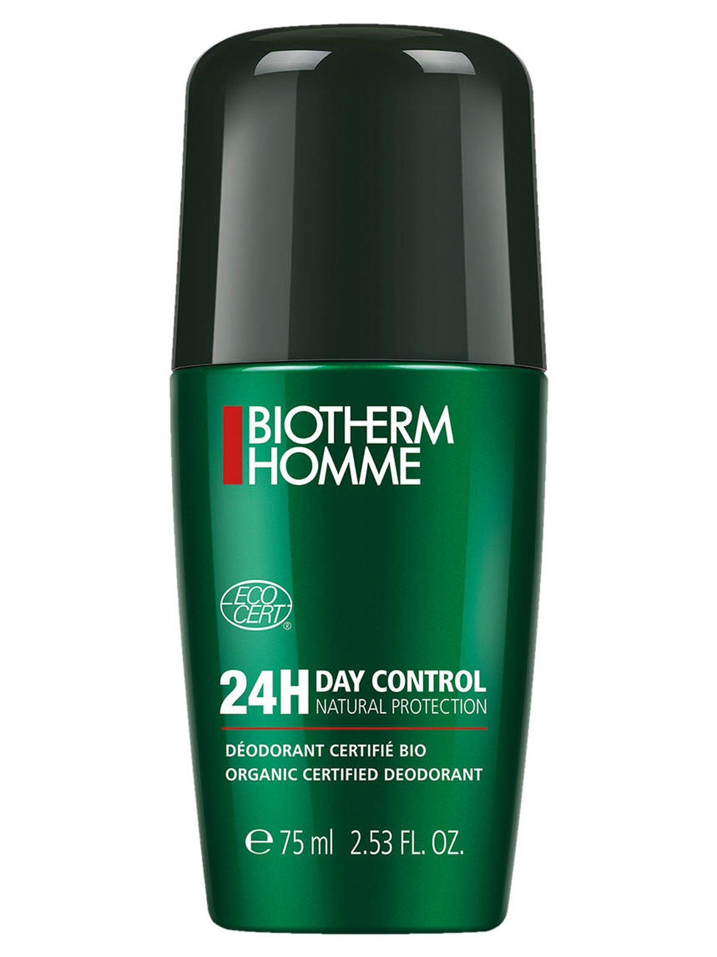 Desodorante 24h Day Control de Biotherm Homme