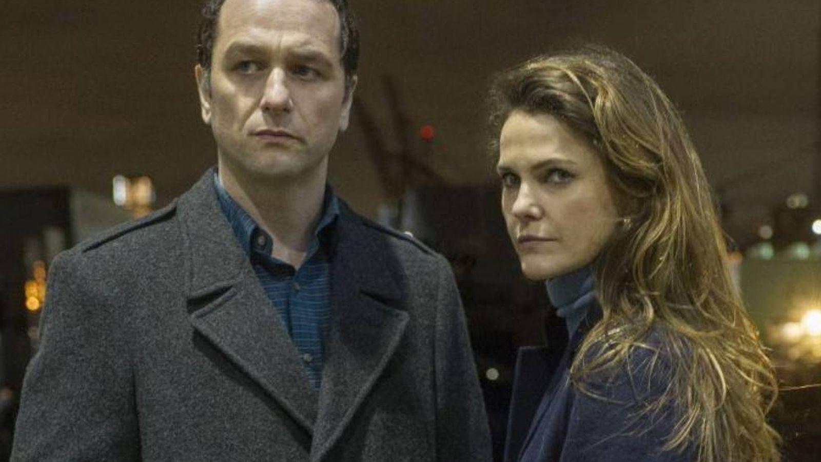 Foto: Los protagonistas de 'The Americans'. (FX)