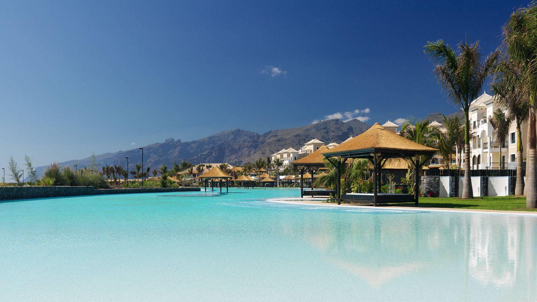 El hotel más sostenible de España se encuentra a espaldas del Teide