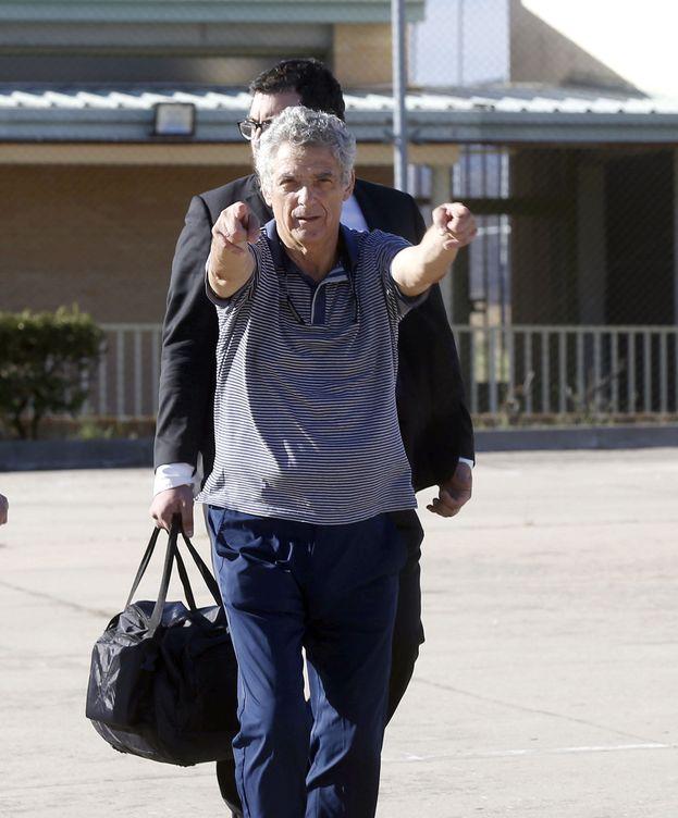 Foto: Ángel María Villar salió de prisión el pasado 1 de agosto. (EFE)