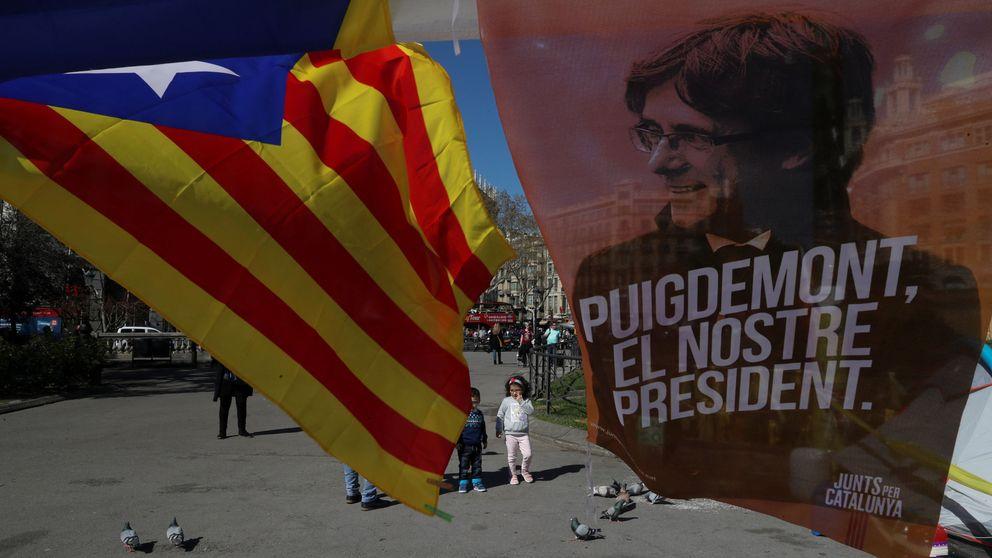 Puigdemont alega ante el TS que el 1-O no hubo violencia sino hechos aislados