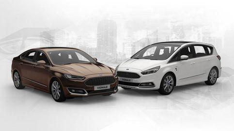 Mondeo Vignale, cuando conducir un Ford significa ser exclusivo y de clase alta