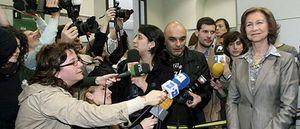 Foto: El Rey entró en una clínica 'vip' del Clínic de Barcelona denunciada a inspección de trabajo