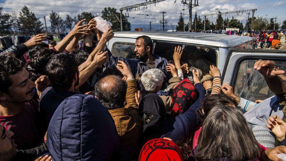 Sánchez exige a Rajoy que vaya al Congreso a hablar de los refugiados