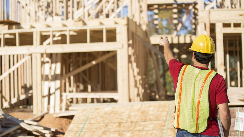 Foto: Construir tu propia casa, la úĺtima moda tras la crisis que permite ahorrar miles de euros. Foto: Istockphoto.
