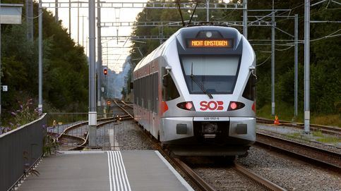Seis heridos en un ataque a los pasajeros de un tren en Suiza