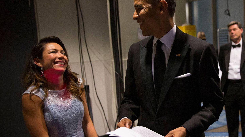 Foto oficial de la Casa Blanca, por Lawrence Jackson.