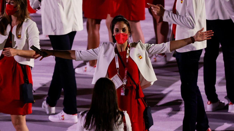 Una corresponsal de TVE 'raja' de la cadena durante la apertura de los Juegos de Tokyo