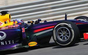 Mercedes  'pega', Ferrari coge ritmo pero Red Bull vuelve a atascarse