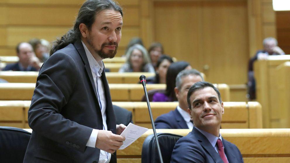 Sánchez dice a UP que la reforma fiscal que se aprobará está recogida en su acuerdo