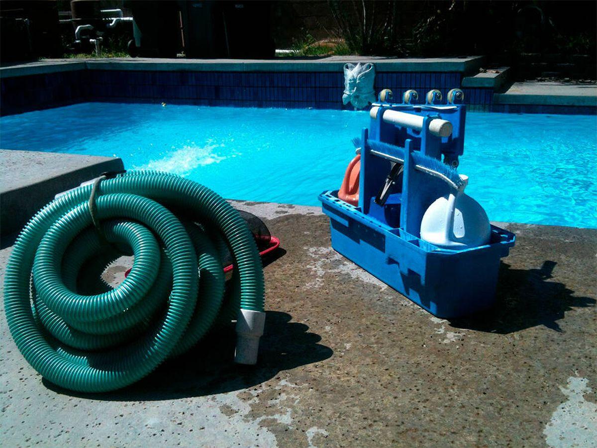 Foto: Cómo hacer el mantenimiento de piscinas paso a paso (Pixabay)