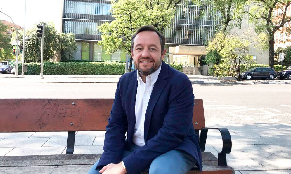 Foto: El todavía diputado de Ciudadanos, Francisco de la Torre, en Madrid. (EC)