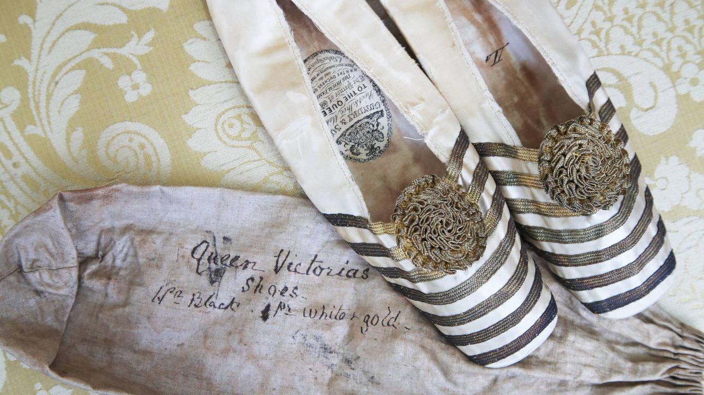 Las espectaculares zapatillas de ballet de la reina Victoria salen a subasta