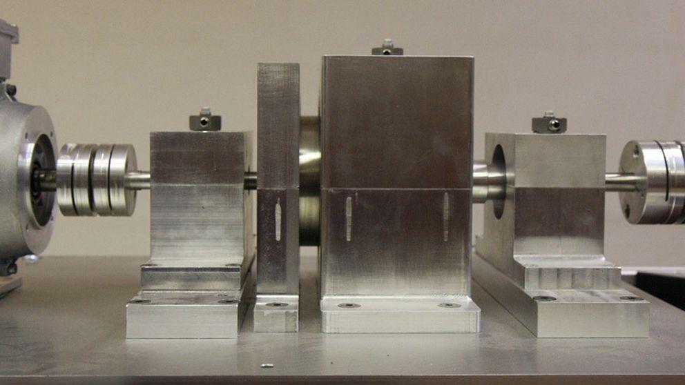 Ingenieros españoles diseñan una caja de cambios que levita