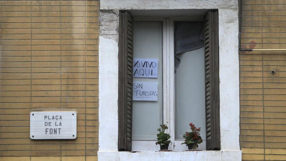 El alquiler de pisos turísticos encarece los precios y expulsa a los vecinos