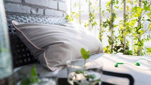 Consigue el balcón más fresco y acogedor con estas ideas de Ikea
