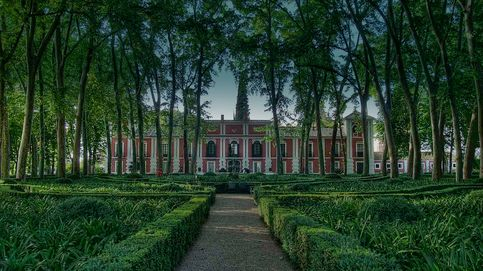 Visitamos el palacio de Moratalla, en plena polémica por la herencia de la marquesa