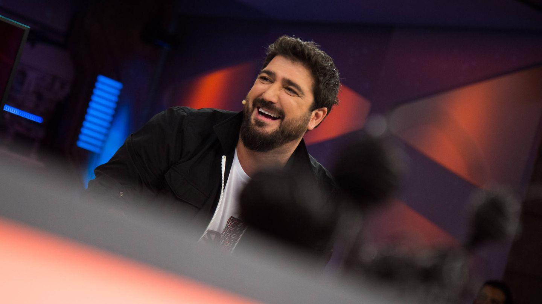 Antonio Orozco, en 'El Hormiguero'. (Antena 3)