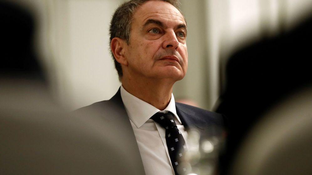 Foto: El expresidente del Gobierno, José Luis Rodríguez Zapatero. (EFE)