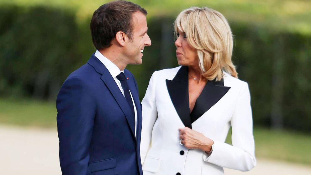 ¡Letizia, toma nota! Estos son los looks con los que Brigitte Macron te recibirá en París