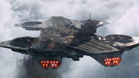 El ejército estadounidense está construyendo un portaaviones volante