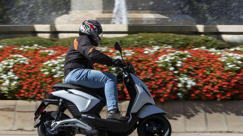 Piaggio 1, la apuesta por una moto eléctrica urbana equilibrada