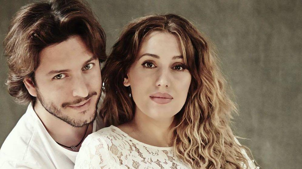 Foto: Manuel Carrasco y Almudena Navalón en una imagen de archivo. (Instagram)