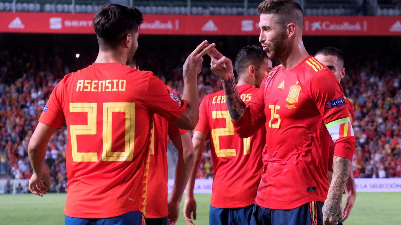 Resultado del España-Croacia: 6-0 con Asensio como gran figura de Luis Enrique