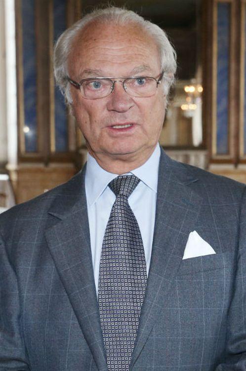 Carlos XVI Gustavo de Suecia