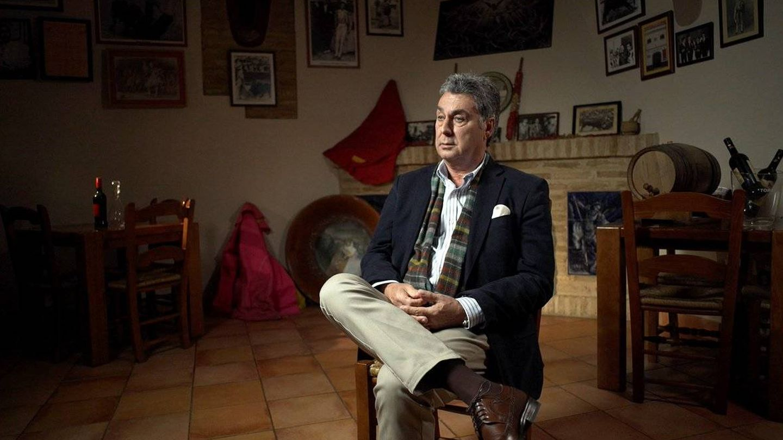Antonio Rivera, en 'Cantora'. (RTVE)