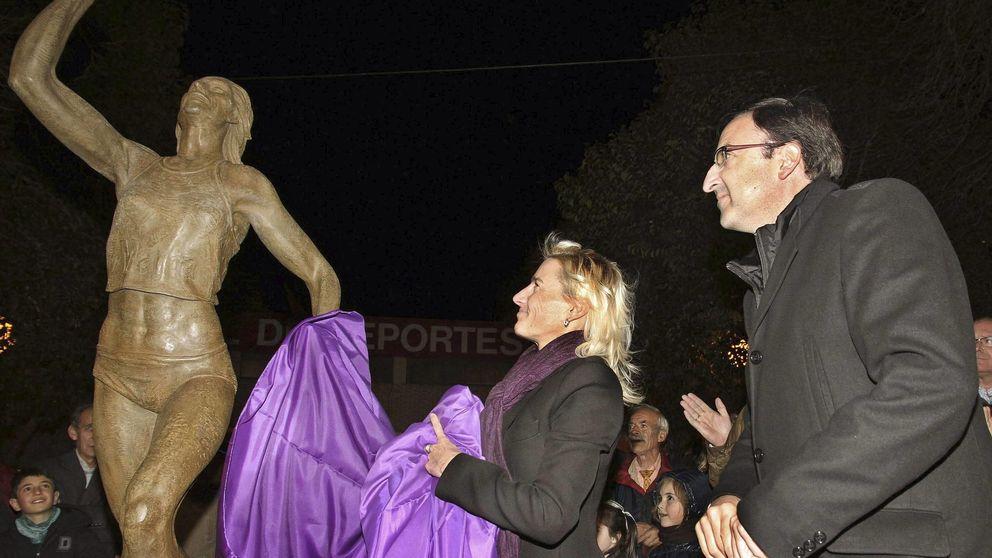 Ganemos Palencia pedirá retirar de la ciudad los honores a Marta Domínguez
