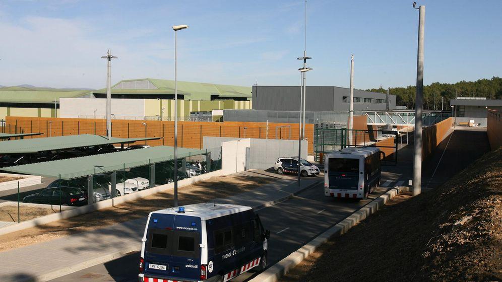Foto: Centro penitenciario de Mas d'Enric. (EFE)