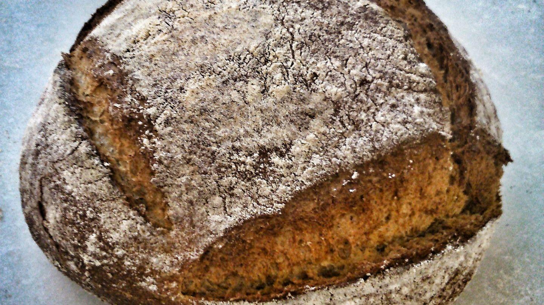 El pan de centeno es uno de los más saludables.