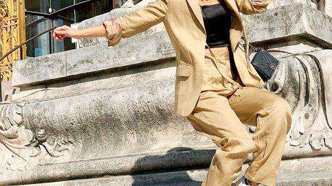 Copiamos los 3 looks de Juana Acosta en París que necesitas en tu vuelta a la oficina