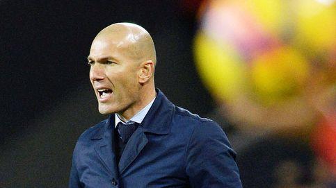 Zidane y su 'flor' en la ruleta rusa para sobrevivir al Clásico y al Barcelona