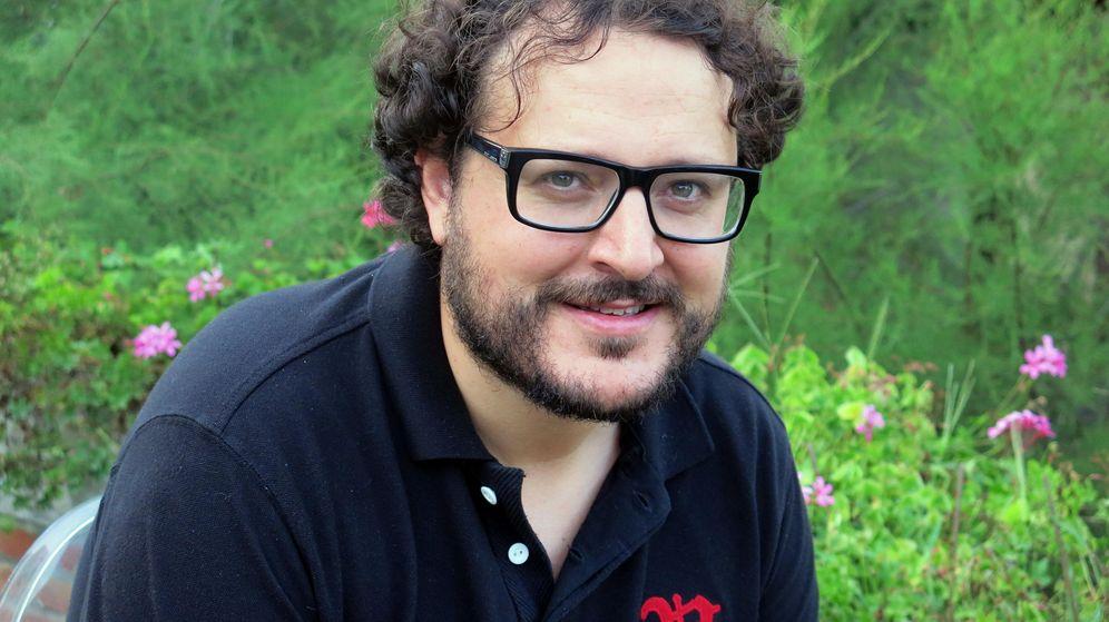 Foto: Dani de la Torre, director de la película 'El desconocido' (EFE)